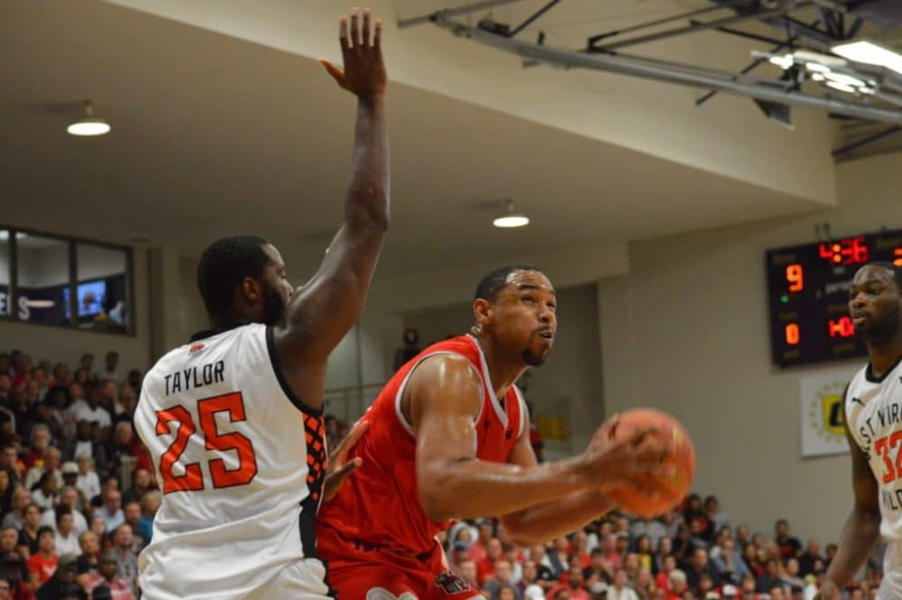 TBT-Jared Sullinger-Ohio State-Scarlet and Gray-Ohio State Buckeyes-Ohio State Basketball