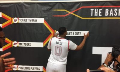 Jared Sullingers-TBT-Ohio State-Scarlet and Gray-Ohio State basketball