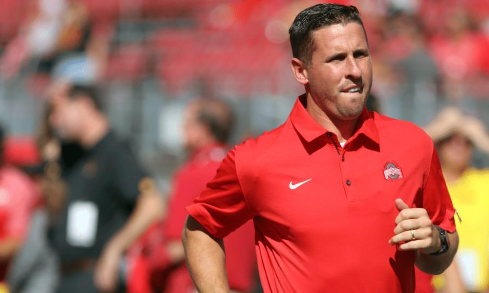 Hartline-Brian Hartline-Ohio State-Ohio State Buckeyes-Ohio State football-Ohio State coaching staff-Zach Smith fired