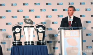 Urban Meyer-Ohio State-Ohio State Buckeyes-Big Ten media days-Urban Meyer investigation