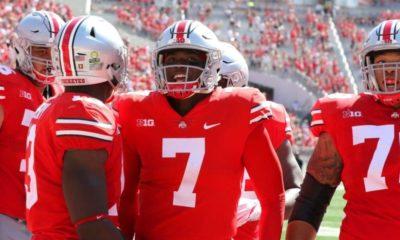 Ohio State-Dwayne Haskins-Ohio State Buckeyes-Ohio State football-Ohio State quarterback-Heisman odds