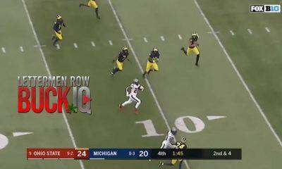 Ohio State-Buckeyes-Footballl-Mike Weber-Beanie Wells-Austin Ward-running backs