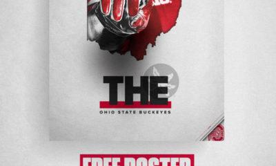 ohio state-free poster