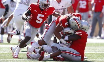 Ohio State-Baron Browning-Chase Young-Ohio State Buckeyes-Ohio State football-depth chart
