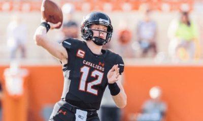 Ohio State-Matthew Baldwin-Ohio State Buckeyes-Class of 2018-Ohio State quarterbacks-Lake Travis