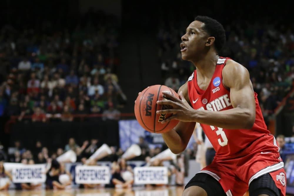 Ohio State-C.J. Jackson-Ohio State basketball-Ohio State Buckeyes-NCAA Tournament