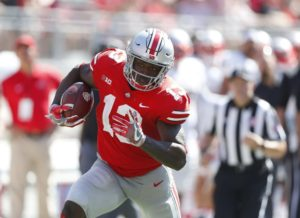 Ohio State-Rashod Berry-Ohio State Buckeyes-tight end-Ohio State football-depth chart
