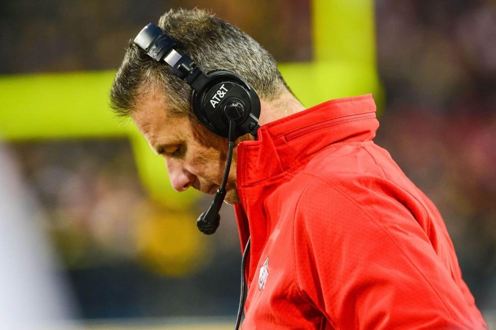 Ohio State-Urban Meyer-Ohio State Buckeyes-Ohio State football-Urban Meyer fired