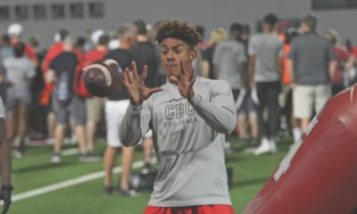 Kamryn Babb-Ohio State-Kamryn Babb injury-Ohio State Buckeyes-Ohio State wide receiver-Ohio State football-Class of 2018