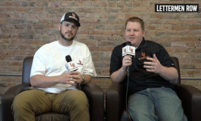 Jeremy Ruckert, Jake Stoneburner, Ohio State, Buckeyes