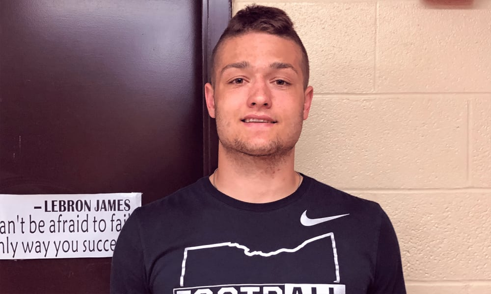 ohio state buckeyes-recruiting-cade stover-commits-2019