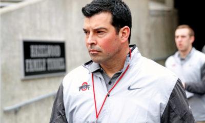Ryan Day coaching-Ryan Day acting coach-Ohio State-Ohio State Buckeyes