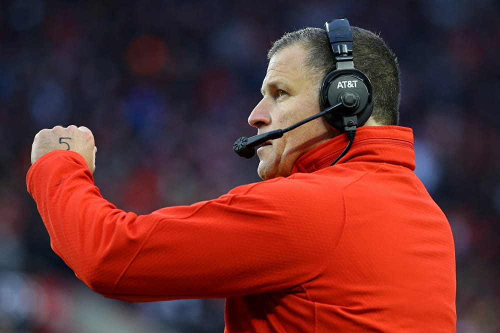 Greg Schiano-Ohio State-Buckeyes-Ohio State football