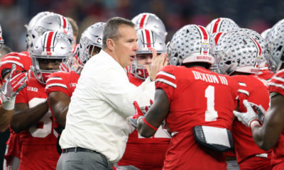 Urban Meyer-Urban Meyer coaching Ohio State-Ohio State Buckeyes-Ohio State football