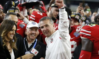 Urban Meyer-Ohio State-Urban Meyer suspension-Ohio State-Cotton Bowl