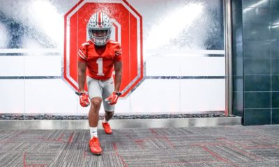Wandale Robinson-Ohio State-Ohio State Buckeyes-Ohio State recruiting-2019 recruiting class-Wandale Robinson recruiting visit