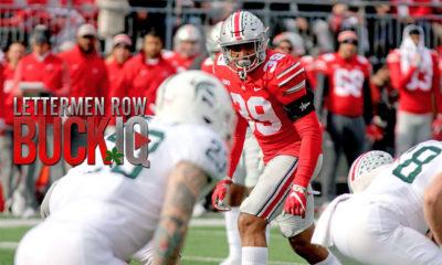 Ohio State-Malik Harrison-Ohio State Buckeyes-Ohio State football-Ohio State linebackers