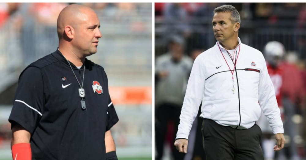 Zach Smith-Urban Meyer-Urban Meyer suspended-Ohio State Buckeyes