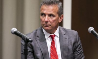 Urban Meyer press conference-Ohio State investigation-Urban Meyer suspended-Urban Meyer