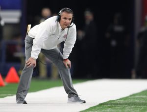 Urban Meyer coaching-Urban Meyer suspended-Ohio State coaching staff