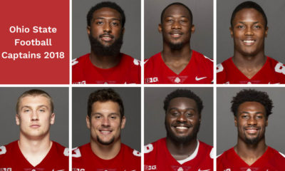 ohio state football-team captains-2018