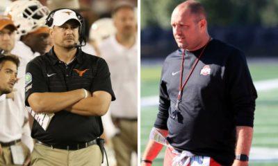 Tom Herman-Ohio State investigation-Zach Smith-Texas coach Tom Herman