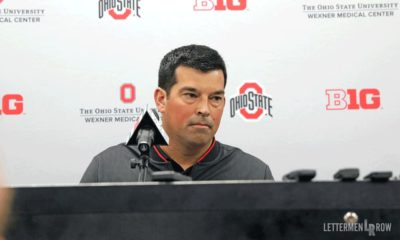 Ryan Day-Ryan Day press conference-Ohio State Buckeyes-Ohio State coaching staff
