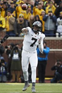 Dwayne Haskins-Ohio State quarterback-Ohio State football-Ryan Day names starting quarterback