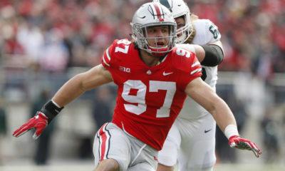 Nick Bosa-Ohio State football-Ohio State Buckeyes-College Football Playoff-Ohio State championship