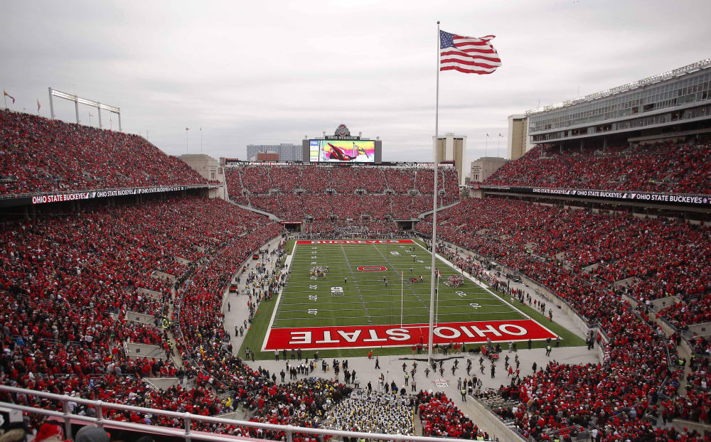 Ohio State football-Ohio State football schedule-Ohio State future schedules-Ohio State Buckeyes-Big Ten schedule