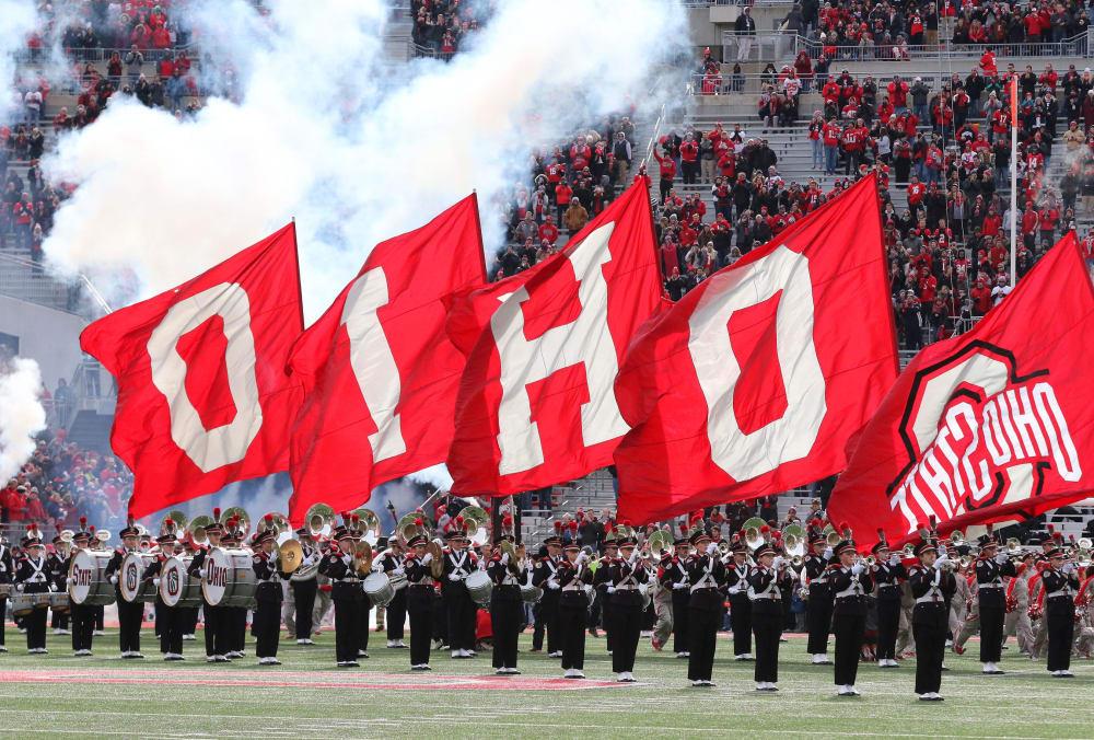Ohio State-Buckeyes-Ohio State football