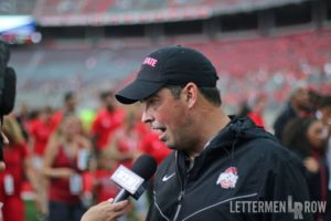 Ryan Day-Ohio State-Ryan Day coaching-Ohio State Buckeyes