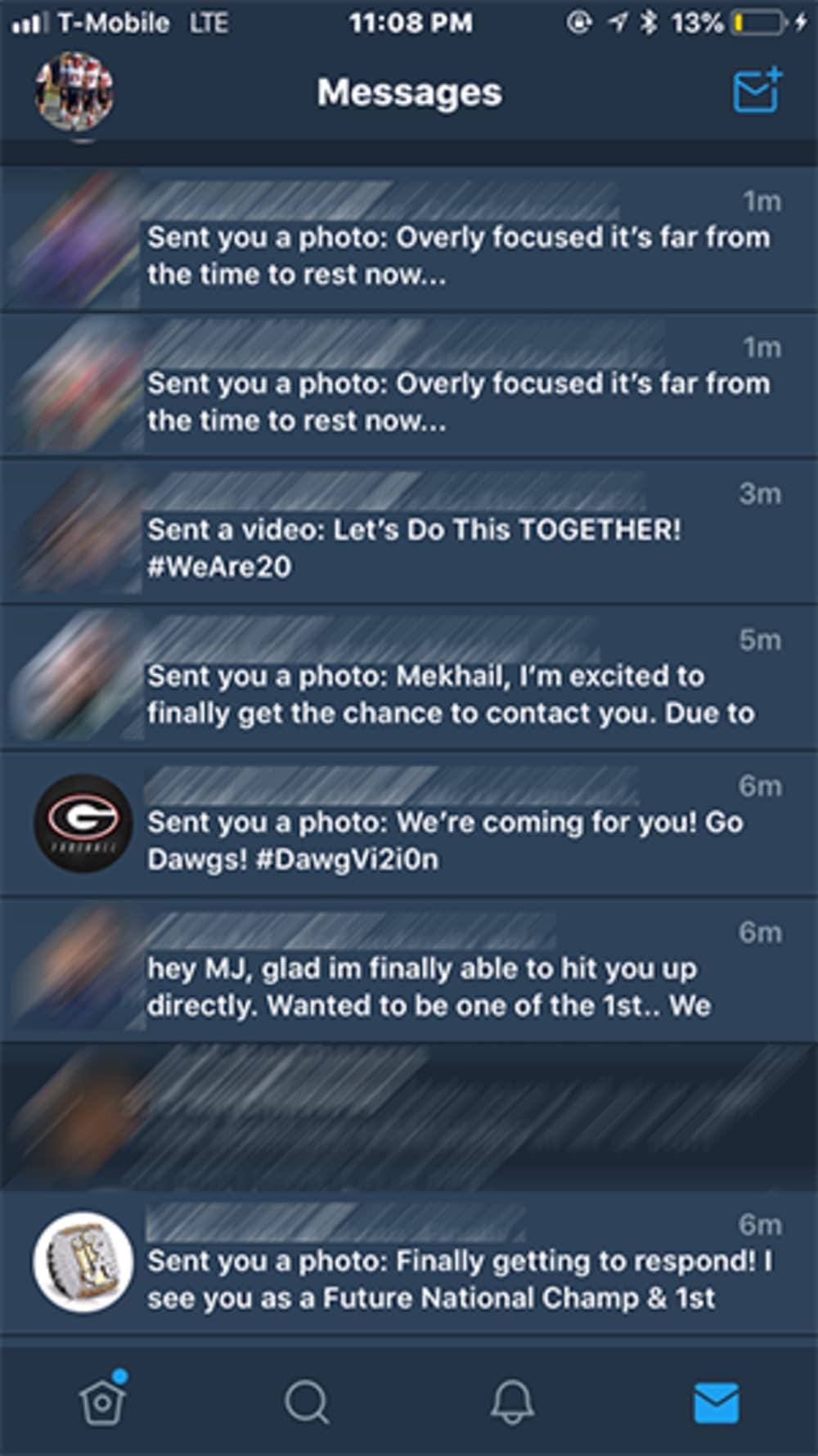 mekhail sherman football-mekhail sherman recruit-mekhail sherman twitter-mekhail sherman ohio state