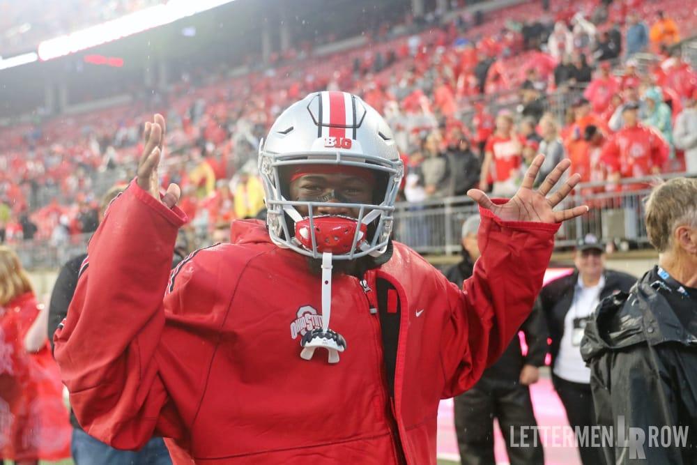 Johnnie Dixon-Ohio State-Cade Stover visit-Cade Stover-Ohio State Buckeyes