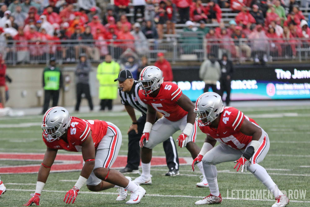 Ohio State-Baron Browning-Ohio State defense-Baron Browning Ohio State