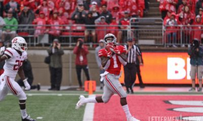 Johnnie Dixon touchdown catch-Johnnie Dixon-Ohio State Buckeyes-Ohio State football