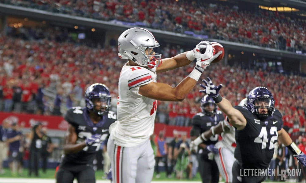 Austin Mack-Ohio State-Ohio State football-Ohio State wide receiver