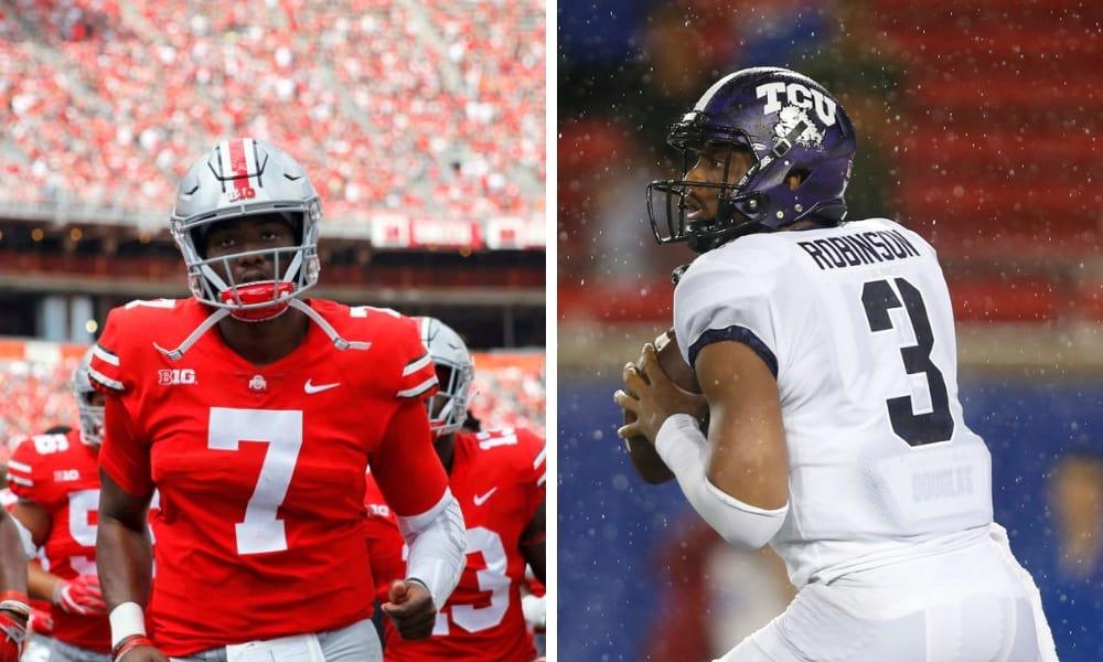 college football picks-betting B1G-spreads-gambling