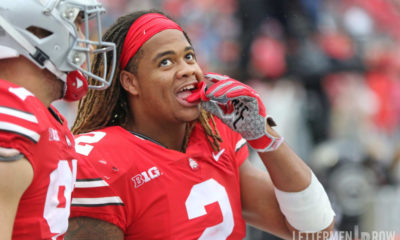 Chase Young-Ohio State-Ohio State Buckeyes-Ohio State football