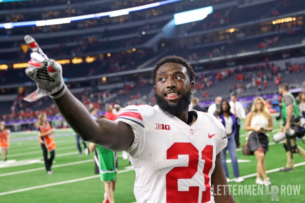 Ohio State-Parris Campbell-Buckeyes-Ohio State football