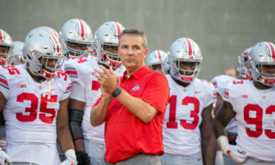 Urban Meyer-Ohio State-Ohio State Buckeyes-Urban Meyer return