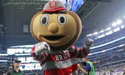 Ohio State mascot-Ohio State Buckeyes-Ohio State football-Ohio State-Urban Meyer