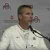 urban meyer-ohio state-postgame-press conference