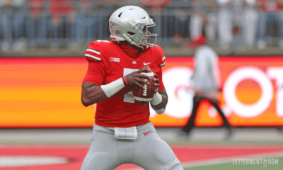 Dwayne Haskins-Ohio State-Ohio State Buckeyes-Ohio State football-Heisman Trophy candidate