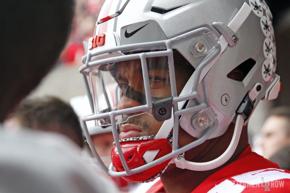Dre'Mont Jones-Ohio State-Buckeyes-Ohio State Buckeyes
