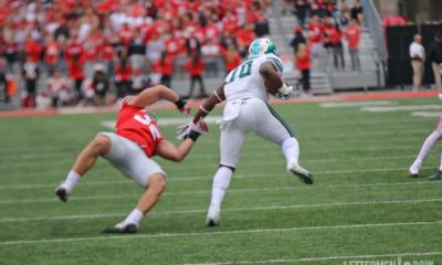 Tuf Borland-Ohio State-Ohio State Buckeyes-Ohio State football-linebackers