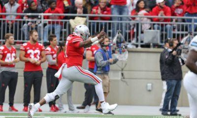 Dwayne Haskins-Ohio State-Ohio State Buckeyes-Ohio State football-Dwayne Haskins quarterback