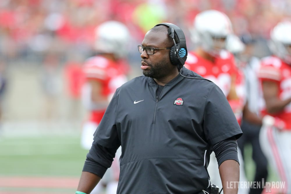 tony alford-ohio state-ohio state football-ohio state recruiting-ohio state buckeyes