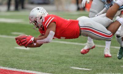 J.K. Dobbins-Ohio State-Ohio State Buckeyes-Ohio State football