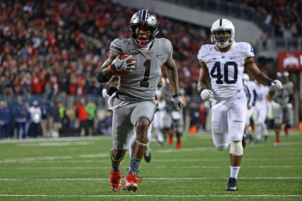 Johnnie Dixon-Ohio State-Penn State-Ohio State Buckeyes-Ohio State football